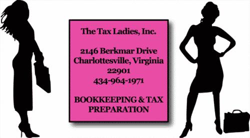 Tax Ladies